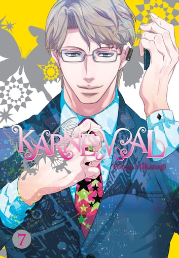 Karneval, Vol. 7 ebook by Touya Mikanagi