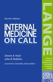 Internal Medicine On Call ebook by Steven Haist,John Robbins