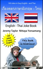 English Thai Joke Book ebook by Jeremy Taylor
