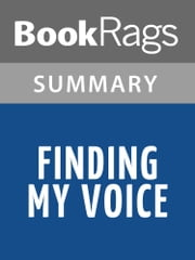 Finding My Voice by Marie G. Lee l Summary & Study Guide ebook by BookRags