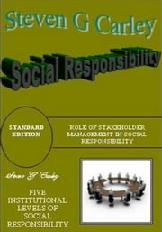 Social Responsibility ebook by Steven Carley
