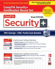 CompTIA Security+ Certification Boxed Set (Exam SY0-301) ebook by Glen E. Clarke,Daniel Lachance