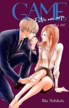 GAME - Entre nos corps - chapitre 7 ebook by Mai Nishikata