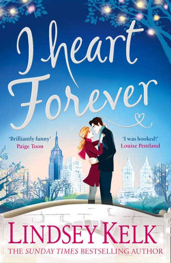 I heart forever the brilliantly funny feel good romance i heart i heart forever the brilliantly funny feel good romance i heart series fandeluxe Choice Image