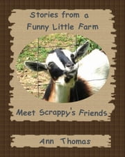 Stories from a Funny Little Farm: Meet Scrappy's Friends ebook by Ann Thomas