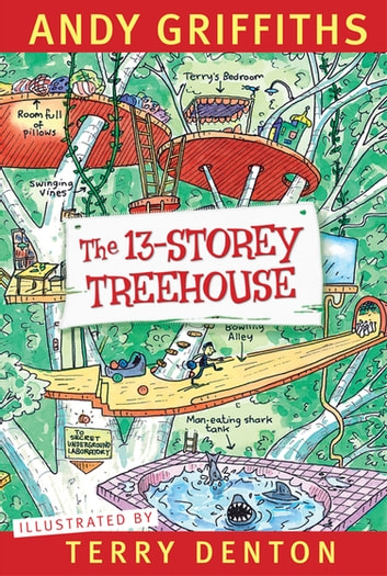 The 39-Story Treehouse (The Treehouse Books) Book Review ...
