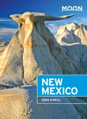 Moon New Mexico ebook by Zora O'Neill