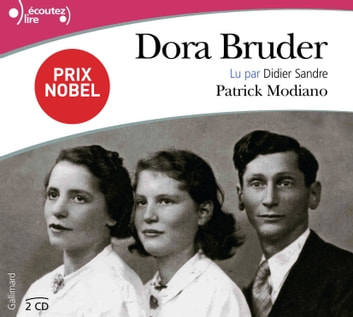 Dora Bruder audiobook by Patrick Modiano