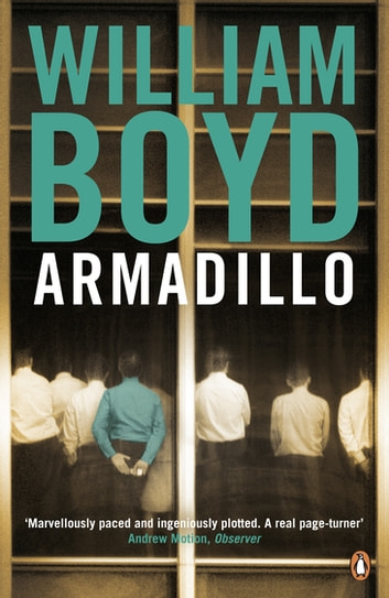 Armadillo ebook by William Boyd