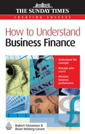 How to Understand Business Finance ebook by Cinnamon, Robert