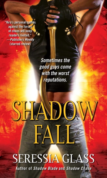 Shadow Fall ebook by Seressia Glass