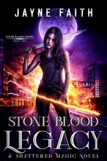 Stone Blood Legacy ebook by Jayne Faith