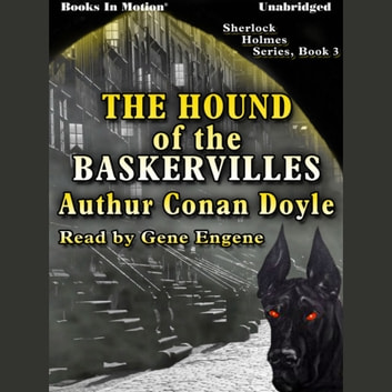 Hound of the Baskervilles audiobook by Arthur Conan Doyle