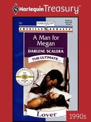 A Man for Megan ebook by Darlene Scalera