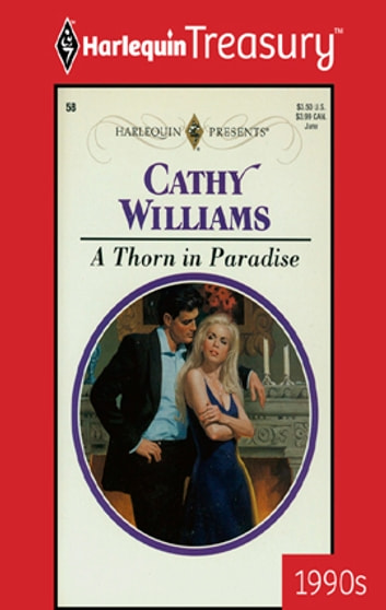 A Thorn in Paradise ebook by Cathy Williams