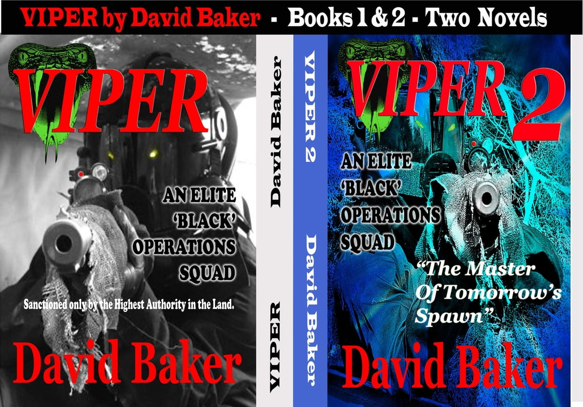VIPER 2 - The Master of Tomorrows Spawn (Action Adventure Thriller)