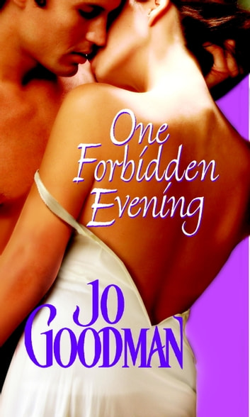 One Forbidden Evening ebook by Jo Goodman