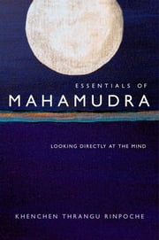 Essentials of Mahamudra - Looking Directly at the Mind ebook by Khenchen Thrangu Rinpoche