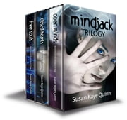 Mindjack Trilogy Digital Box Set ebook by Susan Kaye Quinn