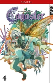 Cagaster 04 ebook by Kachou Hashimoto