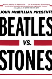 Beatles vs. Stones ebook by John McMillian