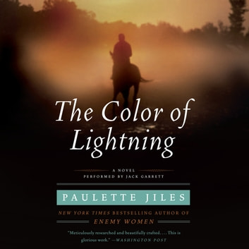 The Color of Lightning audiobook by Paulette Jiles