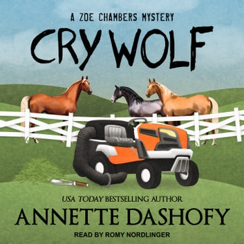 Cry Wolf audiobook by Annette Dashofy