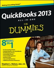 QuickBooks 2013 All-in-One For Dummies ebook by Stephen L. Nelson