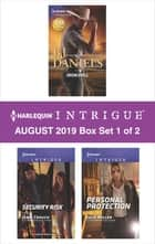 Harlequin Intrigue August 2019 - Box Set 1 of 2 ebook by B.J. Daniels, Janie Crouch, Julie Miller