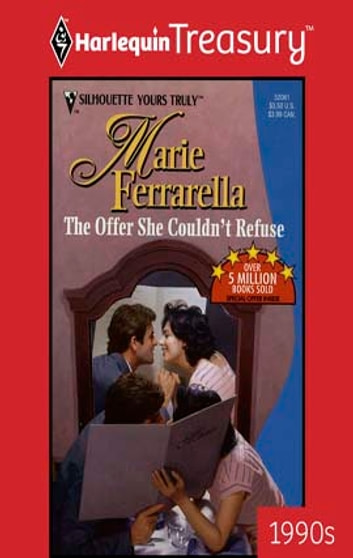 The Offer She Couldn't Refuse eBook by Marie Ferrarella
