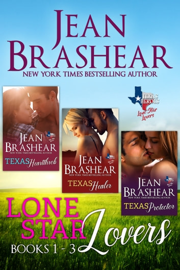 Lone Star Lovers Boxed Set ebook by Jean Brashear