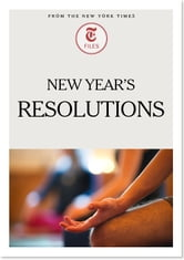 New Year's Resolutions ebook by The New York Times