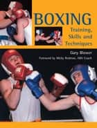 Boxing ebook by Gary Blower