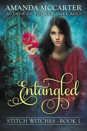 Entangled ebook by Amanda McCarter