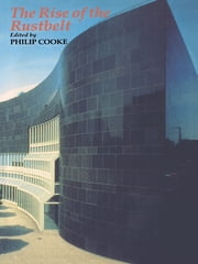 The Rise Of The Rustbelt - Revitalizing Older Industrial Regions ebook by Philip Cooke