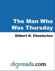 The Man Who Was Thursday ebook by Chesterton, Gilbert K.
