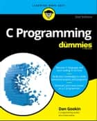 C Programming For Dummies ebook by