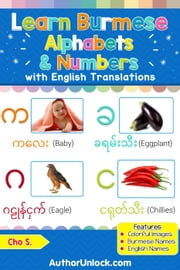 Learn Burmese Alphabets & Numbers