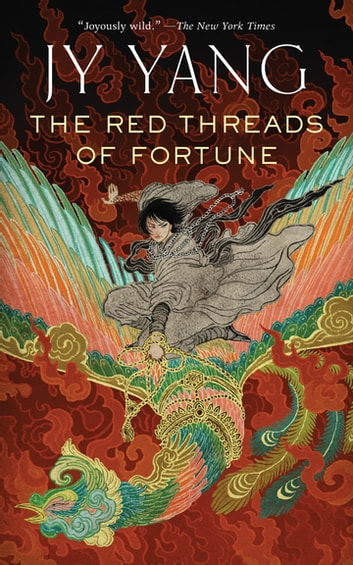 The Red Threads of Fortune 電子書 by JY Yang