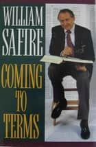 Coming to Terms ebook by William Safire