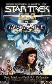 Star Trek: Invincible Book Two ebook by David Mack, Keith R. A. DeCandido