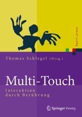 Multi-Touch - Interaktion durch Berührung ebook by