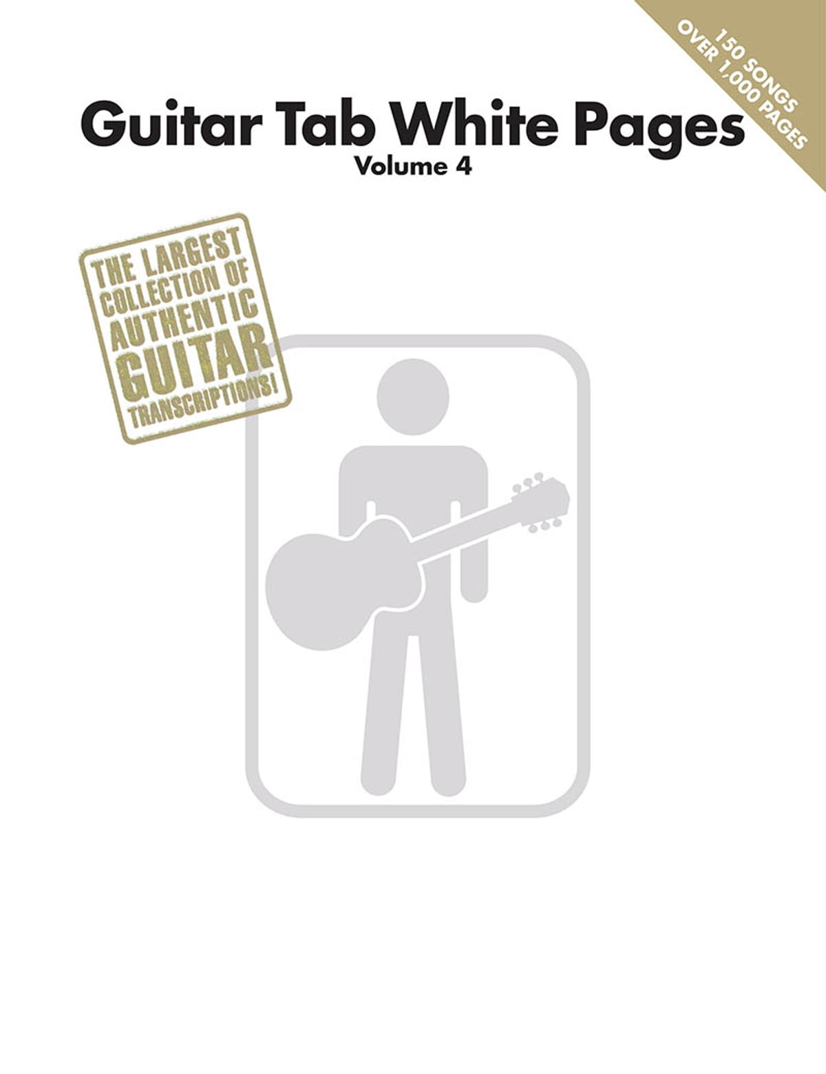 Guitar Tab White Pages Volume 4 Songbook Ebook By Hal Leonard