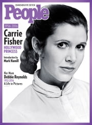 PEOPLE Carrie Fisher - Hollywood Princess ebook by The Editors of PEOPLE