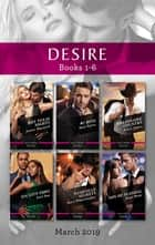 Desire Box Set 1-6/Hot Texas Nights/#1 Boss/Billionaire Country/Sin City Vows/Nashville Secrets/Son of Scandal ebook by Janice Maynard, Sheri Whitefeather, Dani Wade, Silver James, Katy Evans