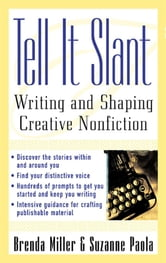 Tell It Slant ebook by Brenda Miller,Suzanne Paola