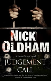 Judgement Call ebook by Nick Oldham