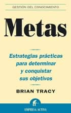 Metas ebook by Brian Tracy