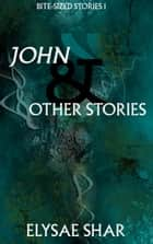John & Other Stories - Bite-Sized Stories, #1 ebook by Elysae Shar