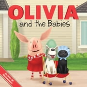 OLIVIA and the Babies - with audio recording ebook by Jodie Shepherd,Jared Osterhold